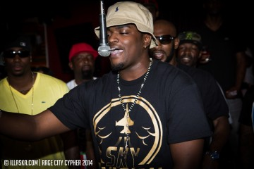 Rage City Cypher Photos